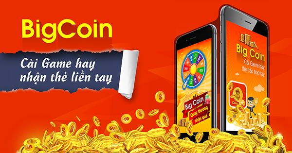 Bigcoin - Ứng Dụng Kiếm Tiền Online Trên Điện Thoại Hot Nhất Hiện Nay - Phiên Bản IOS icon